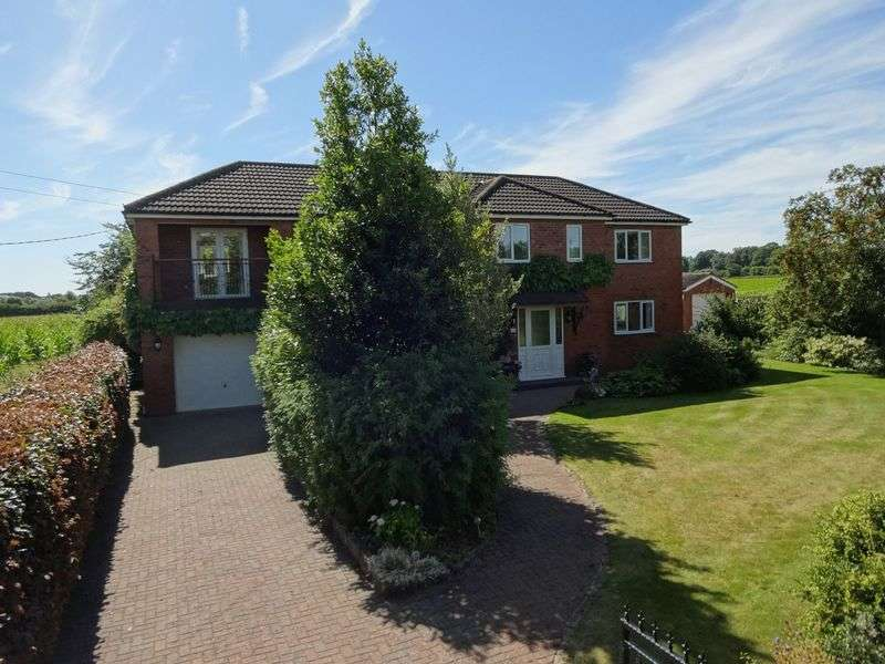 5 Bedrooms Detached House for sale in Hall Lane, Branston