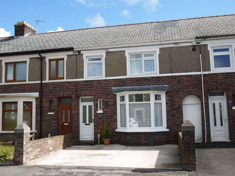 3 Bedrooms Terraced House for sale in Cemetery Road Bridgend CF31 1NA