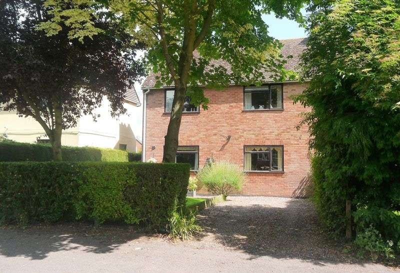 3 Bedrooms Semi Detached House for sale in Church Lane, Ratcliffe on the Wreake