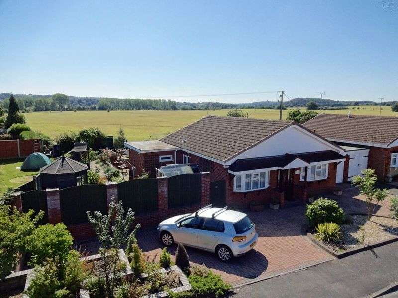 2 Bedrooms Detached Bungalow for sale in Berkeley Crescent, Stourport-On-Severn DY13 0HJ