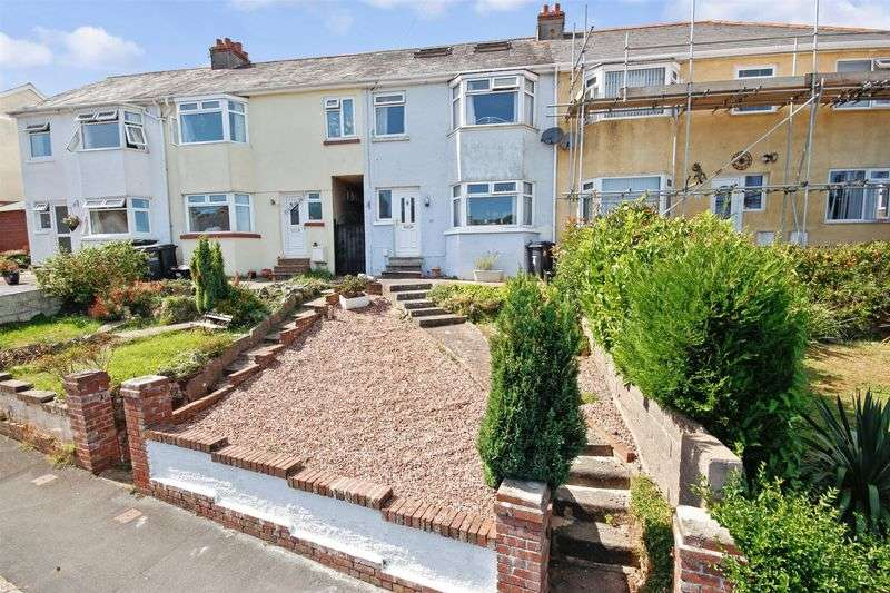 4 Bedrooms Terraced House for sale in Elsdale Road, Paignton
