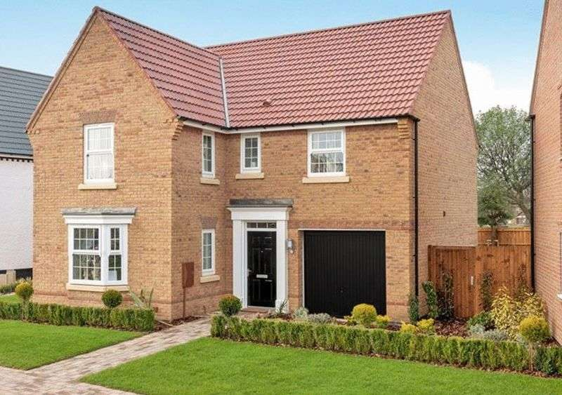 4 Bedrooms Detached House for sale in DRUMMOND - Kings Court, North Hykeham