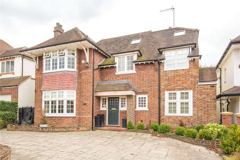 5 Bedrooms Detached House for sale in Langton Avenue, Whetstone, London, N20