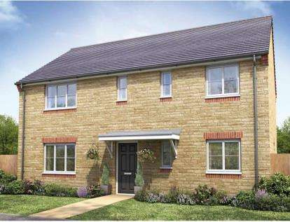 5 Bedrooms Detached House for sale in Parsons Prospect, Eye, Peterborough