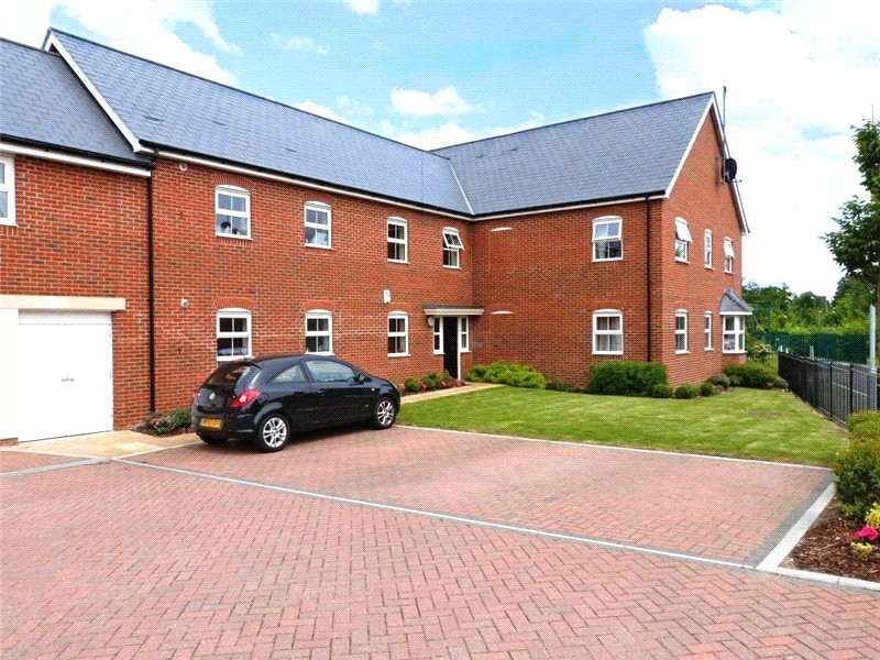 2 Bedrooms Apartment Flat for sale in Woodcock Chase, Bracknell, Berkshire, RG12