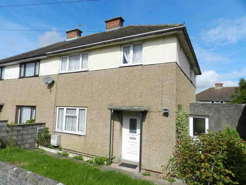 Semi Detached House for sale in Walters Avenue, Haverfordwest, Pembrokeshire