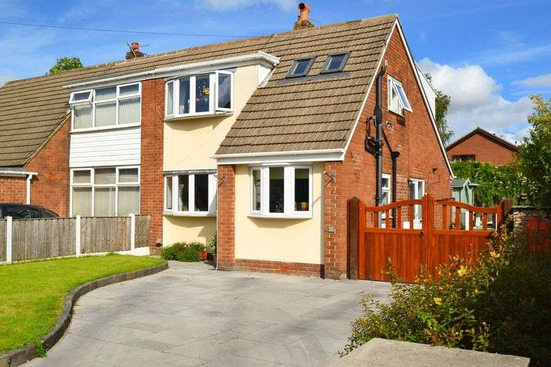 4 Bedrooms Semi Detached House for sale in Smithy Lane, Much Hoole, Preston