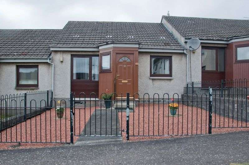 1 Bedroom Bungalow for sale in Tay Court, Alloa
