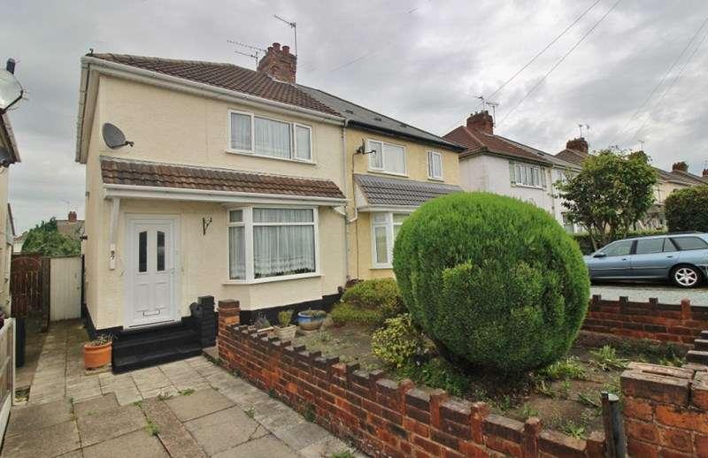 3 Bedrooms Semi Detached House for sale in Sherborne Road, Bushbury, Wolverhampton