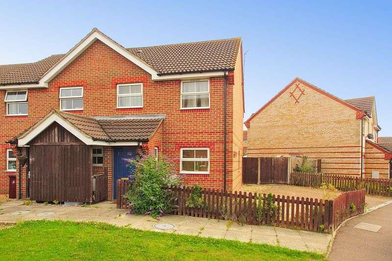 3 Bedrooms Terraced House for sale in Attention Investors - Cullum Close, Chichester PO19