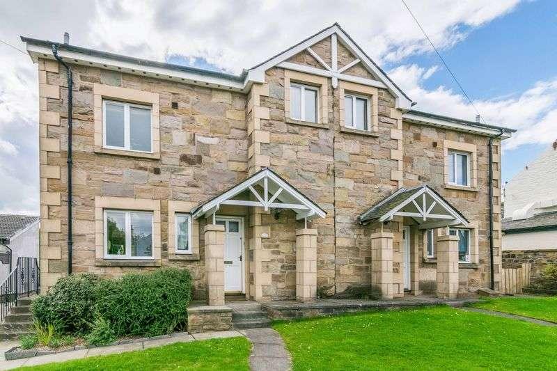 4 Bedrooms Semi Detached House for sale in 127 Lanark Road West, Currie, Edinburgh, EH14 5NZ