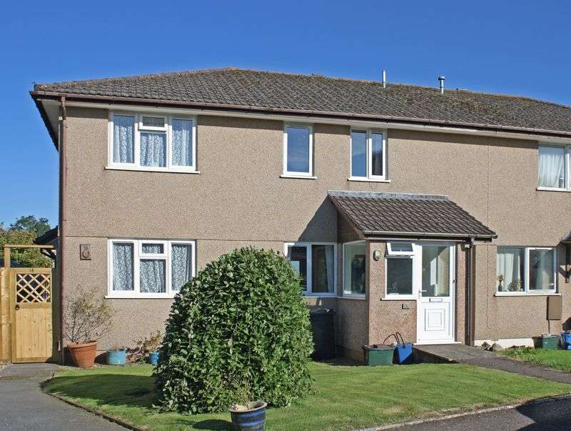 2 Bedrooms Terraced House for sale in Azalea Close, Honiton