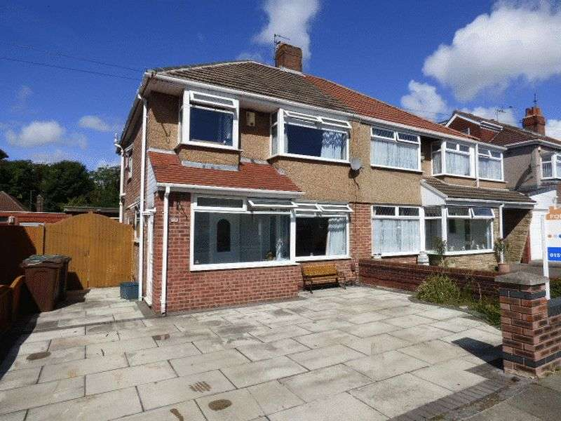3 Bedrooms Semi Detached House for sale in Claremont Avenue, Maghull