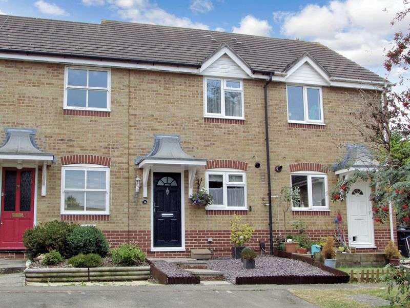 2 Bedrooms Terraced House for sale in Harrington Close, Manor Park, Newbury