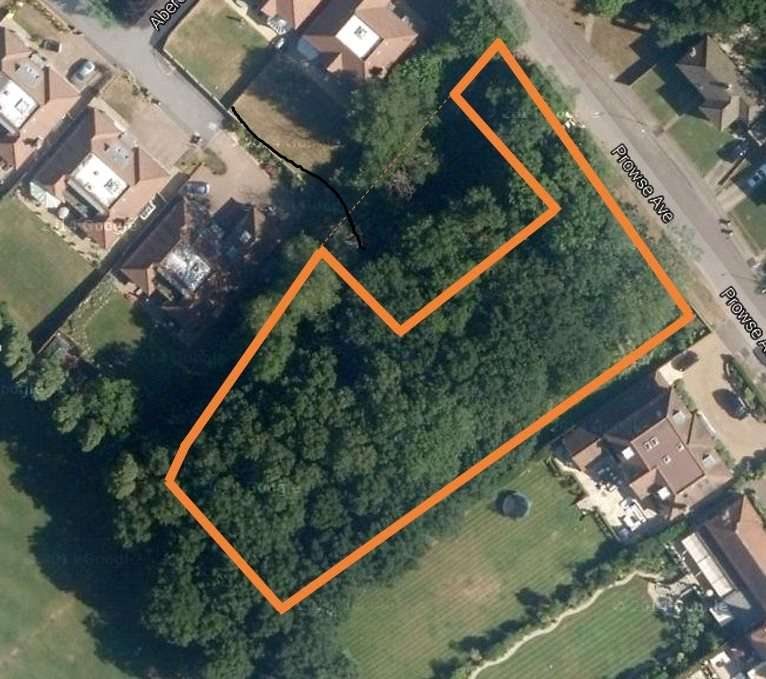 Land Commercial for sale in Prowse Avenue, Bushey Heath, Bushey, Hertfordshire, WD23