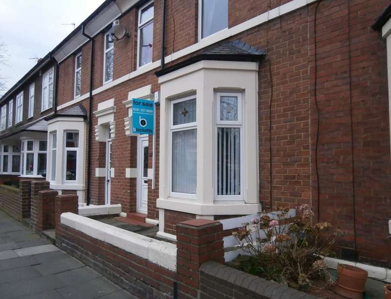 4 Bedrooms Property for sale in Queen Alexandra Road, North Shields, NE29