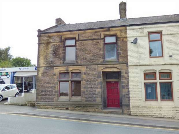 3 Bedrooms End Of Terrace House for sale in Whalley Road, Clayton le Moors, Accrington, Lancashire