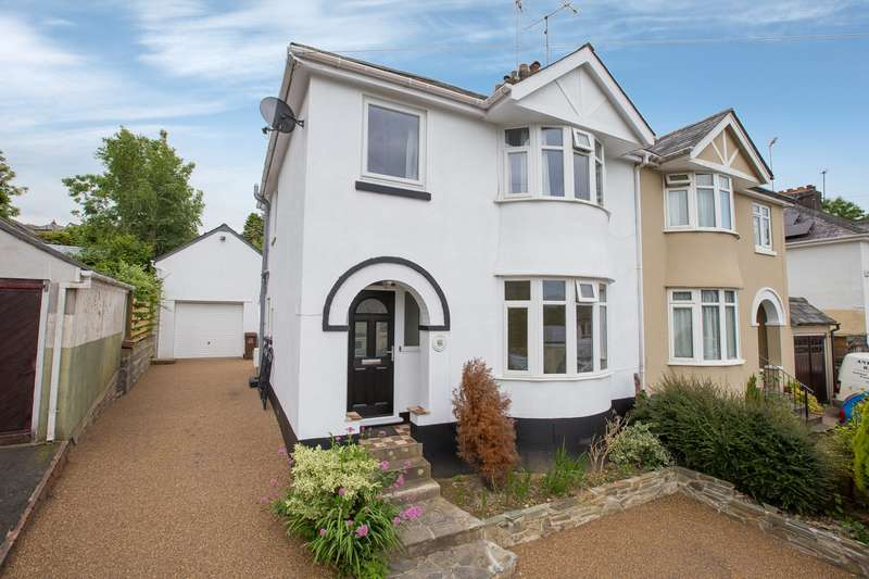 3 Bedrooms House for sale in 2 Sparrow Road, Totnes