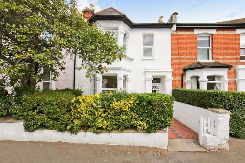 3 Bedrooms Terraced House for sale in Grove Road, London W3