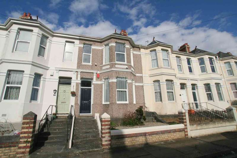 2 Bedrooms Flat for sale in Neath Road, Plymouth, PL4 8TG