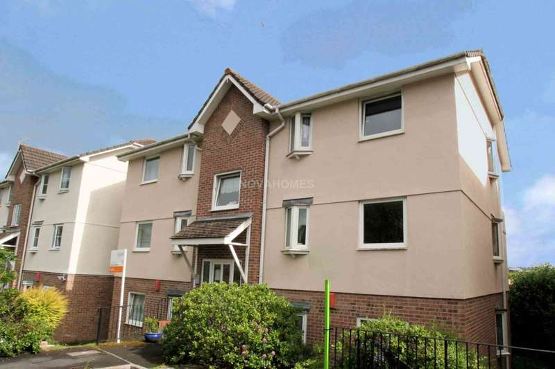 2 Bedrooms Flat for sale in White Friars Lane, St Judes, PL4 9RB