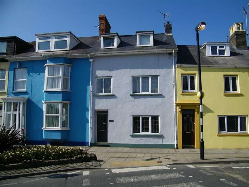 5 Bedrooms Property for sale in Alexandra Road, Aberystwyth