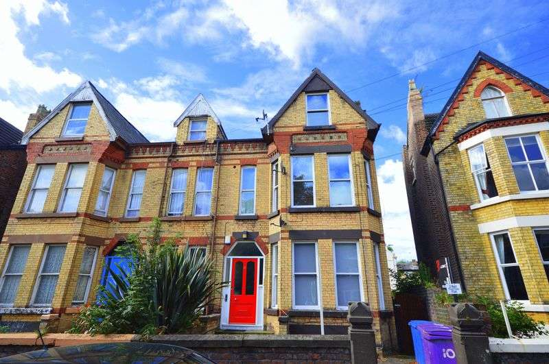 2 Bedrooms Flat for sale in Marmion Road, Aigburth