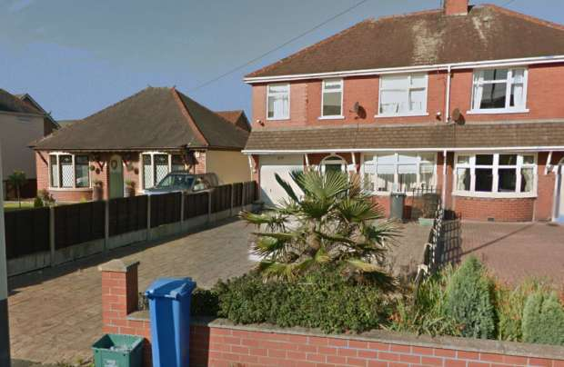 5 Bedrooms Semi Detached House for sale in Blackpool Old Road, Blackpool, Lancashire, FY3 7LT