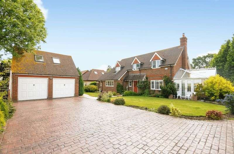 4 Bedrooms Detached House for sale in Drayton, Abingdon