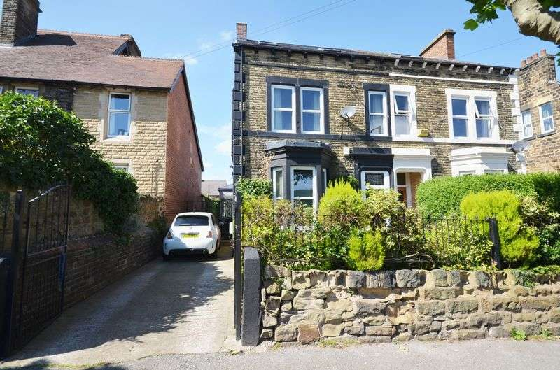 5 Bedrooms Semi Detached House for sale in Park Grove, Barnsley, S70