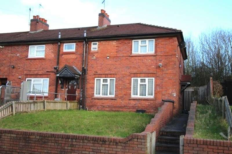 3 Bedrooms Terraced House for sale in Hillside Road, Dudley
