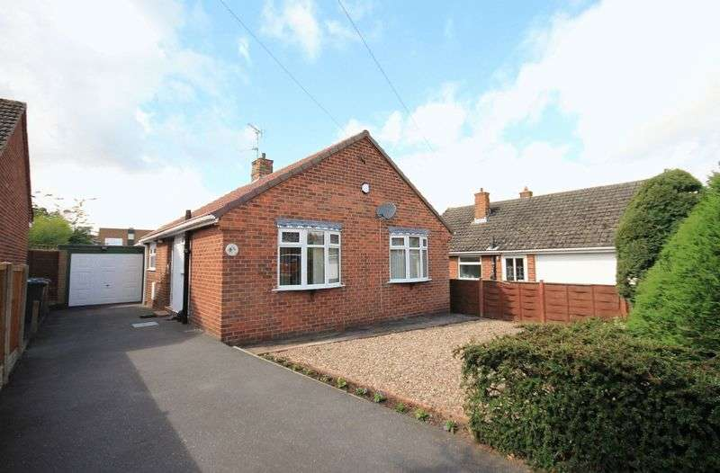 2 Bedrooms Detached Bungalow for sale in FERRERS WAY, ALLESTREE