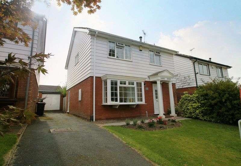 4 Bedrooms Detached House for sale in Marlborough Gardens, Newbridge