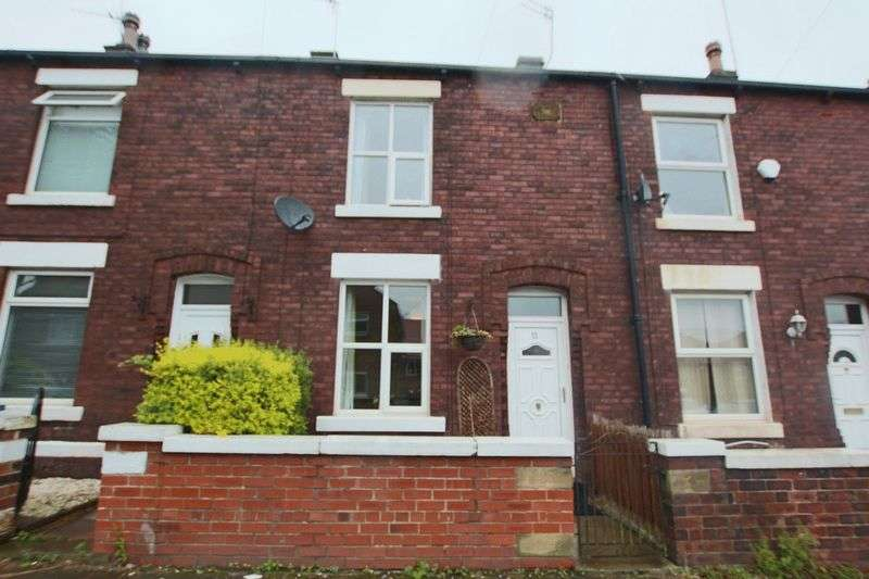 2 Bedrooms Terraced House for sale in Mansfield Road, Bamford OL11 5PR