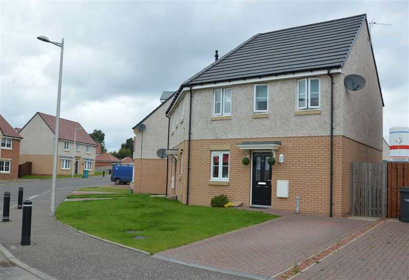 2 Bedrooms Apartment Flat for sale in Cook Crescent, Motherwell