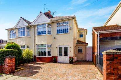 4 Bedrooms Semi Detached House for sale in Stanley Park, Liverpool, Merseyside, L21