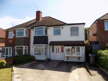 4 Bedrooms Semi Detached House for sale in Antrobus Road, Sutton Coldfield, West Midlands
