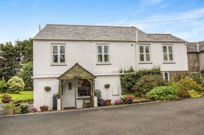 4 Bedrooms Semi Detached House for sale in St. Kew, Bodmin, Cornwall