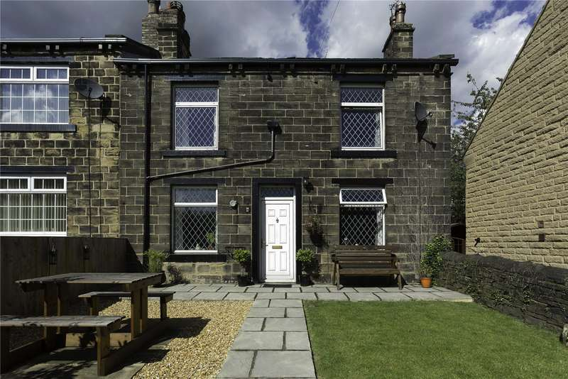 2 Bedrooms Terraced House for sale in Valley Road, Pudsey, Leeds, LS28
