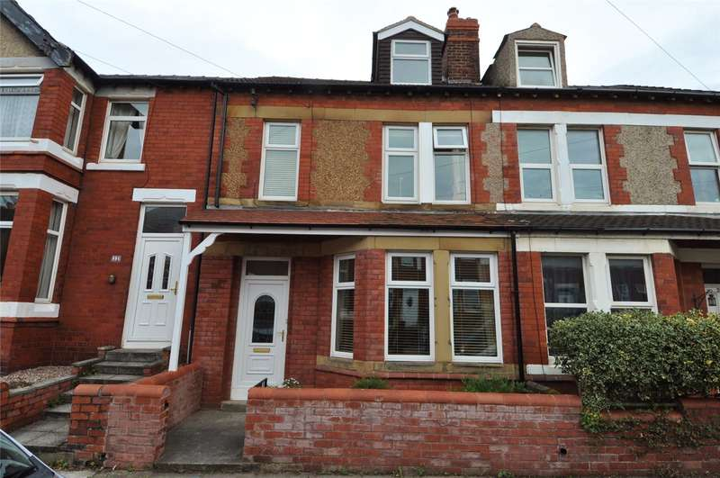 4 Bedrooms Terraced House for sale in Ferndale Road, Hoylake, Wirral