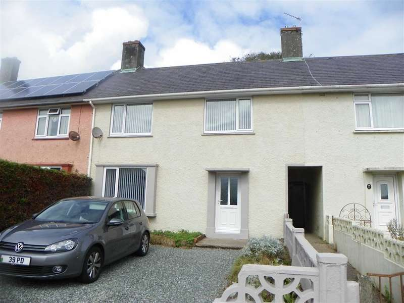3 Bedrooms Terraced House for sale in Coldwell Terrace, Pembroke