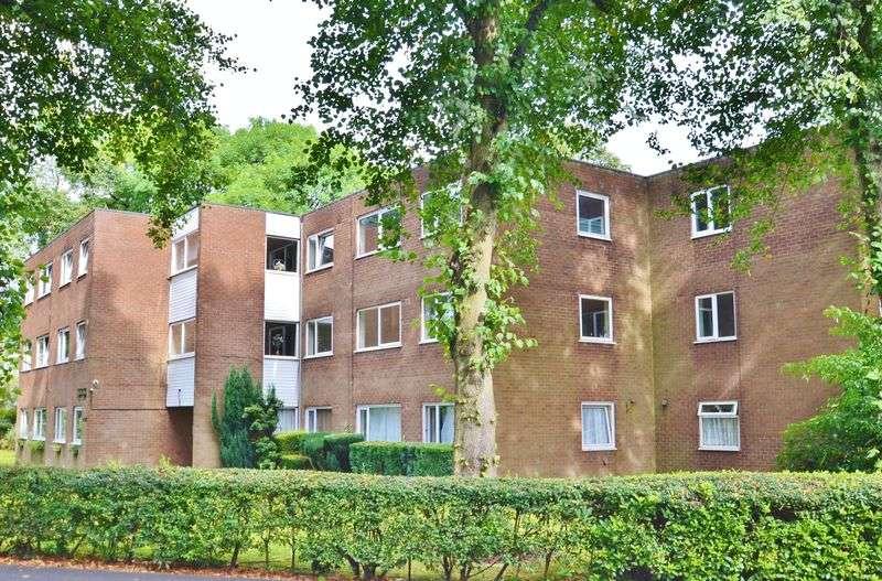1 Bedroom Flat for sale in Brackley Lodge, Ellesmere Park