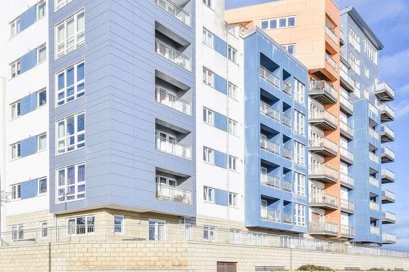 2 Bedrooms Flat for sale in Flat 8, 2 Hesperus Crossway, Granton, Edinburgh, EH5 1GH