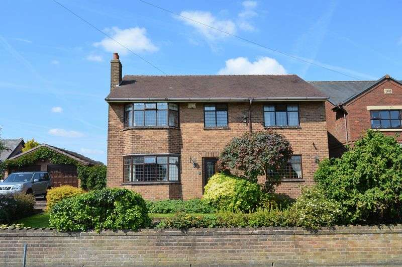4 Bedrooms Detached House for sale in Barn Lane, Golborne, WA3 3NU