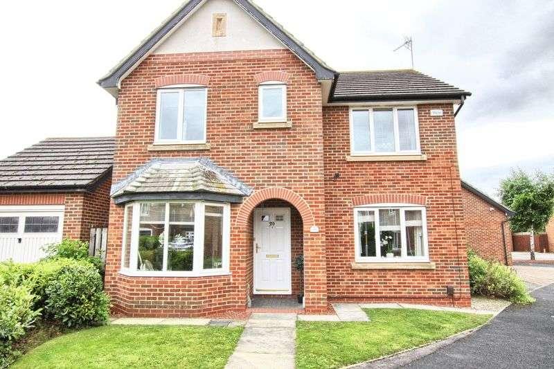 4 Bedrooms Detached House for sale in Hasguard Way, Ingleby Barwick