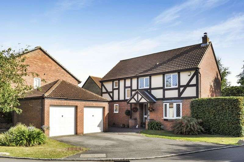 4 Bedrooms Detached House for sale in Hanson Road, Abingdon