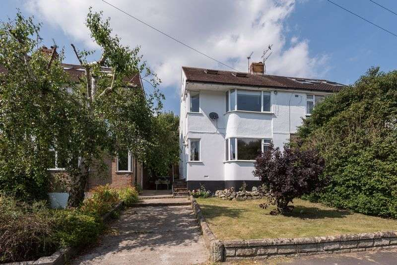 5 Bedrooms Semi Detached House for sale in Mackie Avenue, Brighton, East Sussex,