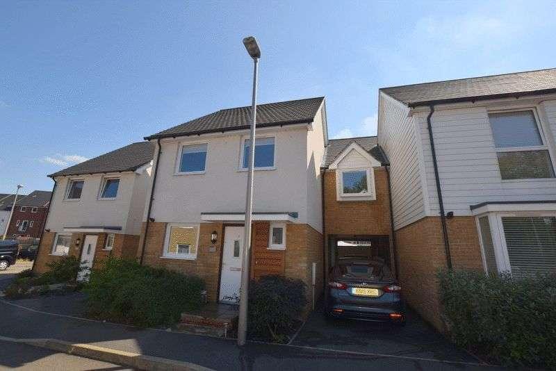 3 Bedrooms Semi Detached House for sale in Grove Corner, Redhouse Park, Milton Keynes