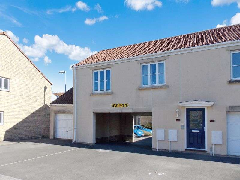 1 Bedroom Flat for sale in Wallington Way, Frome