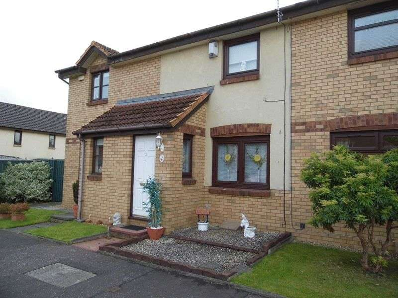 2 Bedrooms Terraced House for sale in Castle Gardens, Paisley
